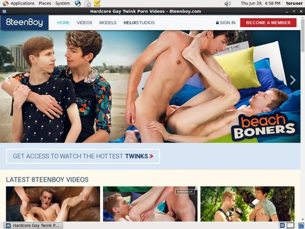 8teenboy.com Premium Password