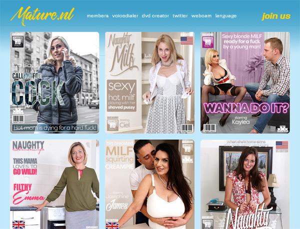 Get Mature.nl Promo Code