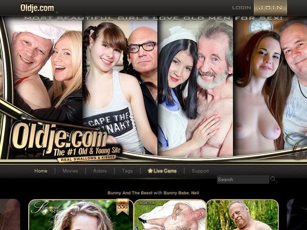 Oldje.com Discount Deal