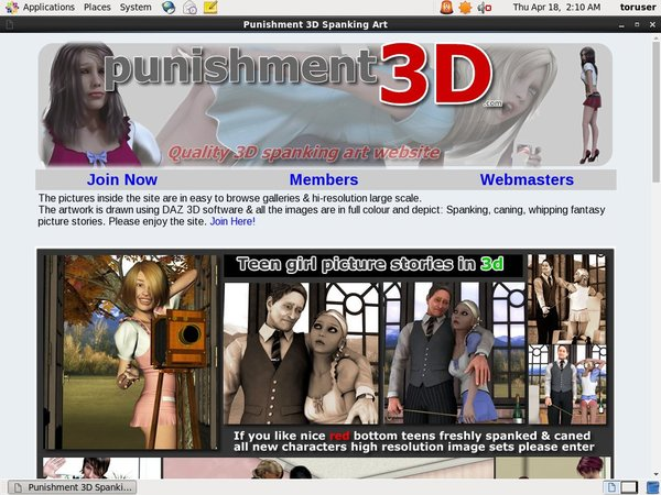 Punishment3d Join By Phone