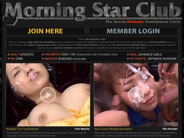 Free Account On Morningstarclub.com