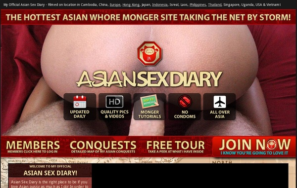 Asian Sex Diary Trailers