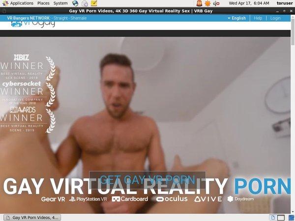 Free VRB Gay Accounts