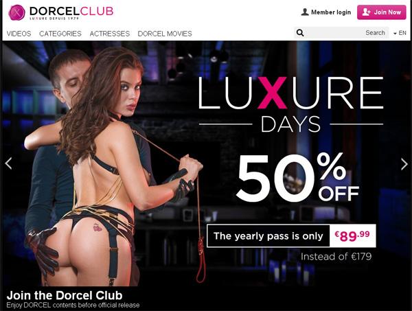 Dorcel Club Promo Discount