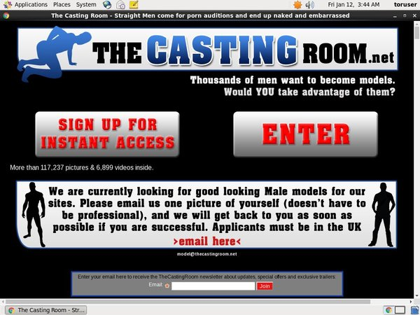 Free Thecastingroom