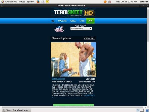 M.teamskeet.com Trial Deal